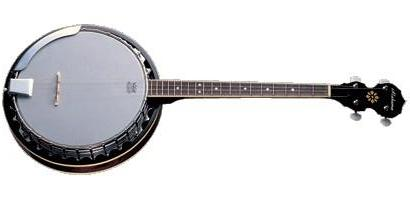 Alabama Mid Level Tenor Banjo ALTB30 - The Guitar World