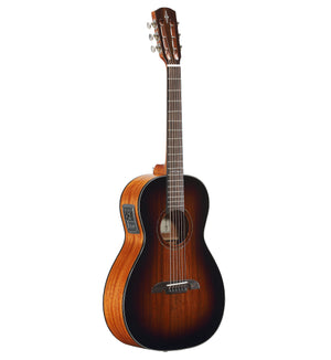 ALVAREZ ARTIST AP66ESHB ARTIST 66 SERIES PARLOR ELECTRIC, SHADOWBURST GLOSS FINISH