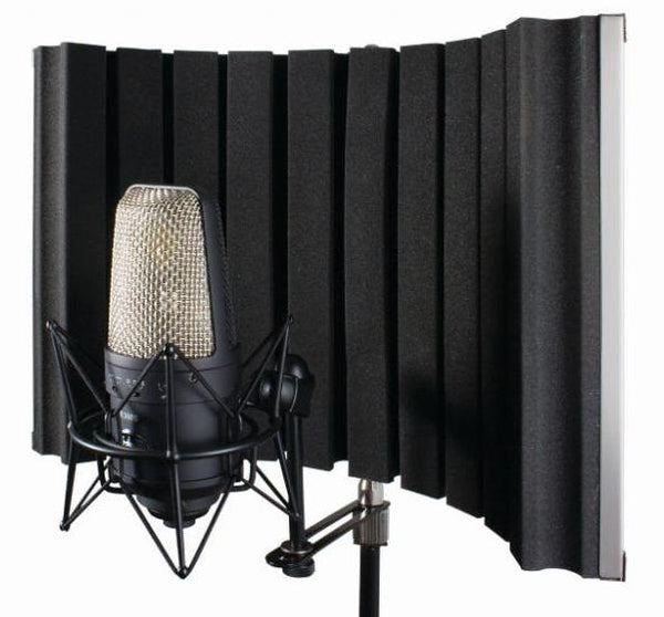 CAD Acousti-Shield 22 - Stand Mounted Acoustic Enclosure- Portable Folding AS22