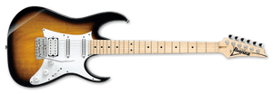 Ibanez Andy Timmons Signature Electric Guitar IN Sunburst AT10P SB - The Guitar World