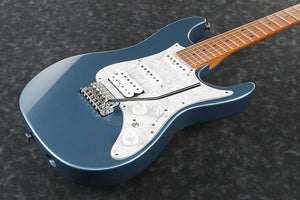 Ibanez AZ Prestige Electric Guitar IN Ice Blue Metallic AZ2204-ICM - The Guitar World