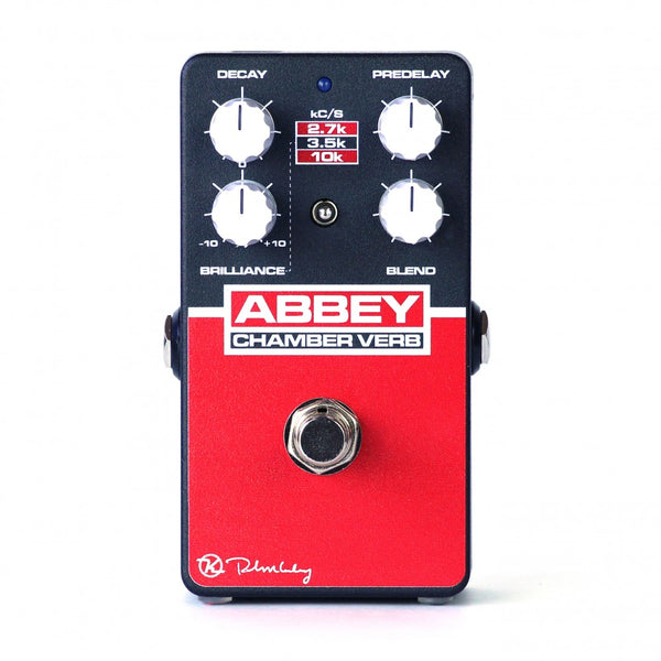 Keeley Abbey Chamber Very Vintage Chamber Reverb Pedal - The Guitar World
