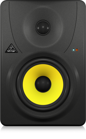 "BEHRINGER TRUTH B1030A High-Resolution, Active 2-Way Reference Studio Monitor with 5.25"" Kevlar Woofer - The Guitar World"
