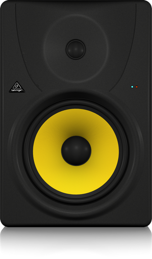 "BEHRINGER TRUTH B1031A High-Resolution, Active 2-Way Reference Studio Monitor with 8"" Kevlar Woofer - The Guitar World"