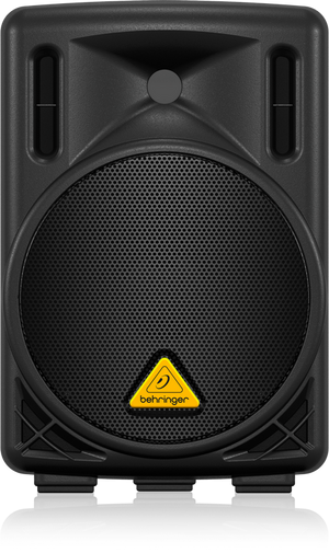 "BEHRINGER EUROLIVE B208D Active 200-Watt 2-Way PA Speaker System with 8"" Woofer and 1.35"" Compression Driver - The Guitar World"