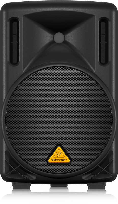 "BEHRINGER EUROLIVE B210D Active 200-Watt 2-Way PA Speaker System with 10"" Woofer and 1.35"" Compression Driver - The Guitar World"