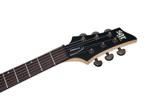 Schecter Banshee 6 SGR 6 String Electric Guitar – Walnut Satin 3853-SHC - The Guitar World