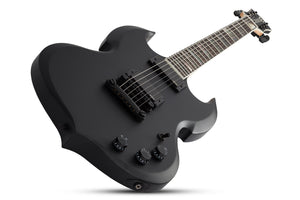 Wylde Audio Barbarian in Satin Black SBK 4517 - The Guitar World