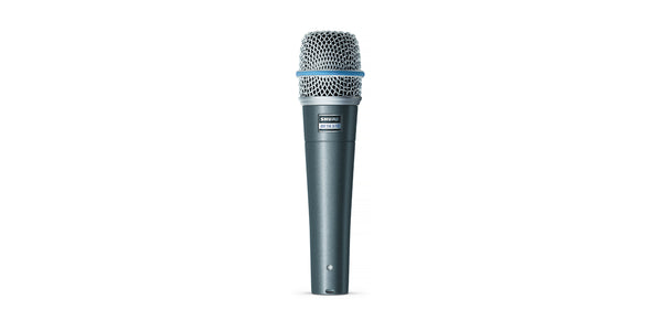 Shure BETA 57A Instrument Microphone - The Guitar World
