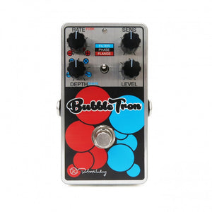 Keeley BUBBLE TRON Dynamic Flanger Phaser Pedal - The Guitar World