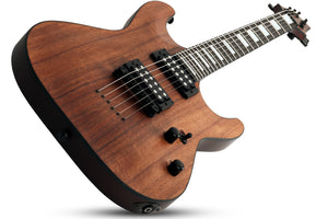Schecter C-1 Koa in Natural Satin NS SKU 3051
