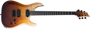 Schecter C-1 SLS Elite in Antique Fade Burst (ANQFB) SKU #1350