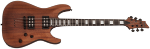 Schecter C-1 Koa in Natural Satin (NS) SKU #3051