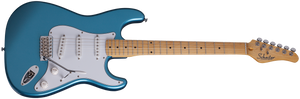 Schecter Traditional Standard in Lake Placid Blue LPB SKU 3046 - The Guitar World