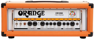 Orange Crush Pro 120 CR120H Guitar Amplifier Head - The Guitar World