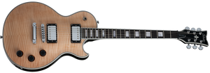 Schecter Solo II Custom in Gloss Natural (GNAT) SKU #655
