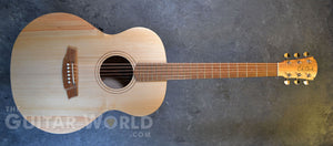 Cole Clark AN1E-BM Bunya Top with Queensland Maple Back and Sides Acoustic Guitar - The Guitar World