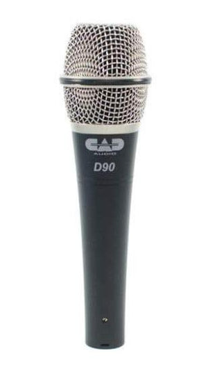 CAD Premium Supercardioid Dynamic Handheld Microphone D90