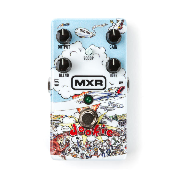 Dunlop MXR DOOKIE DRIVE DD25 - The Guitar World