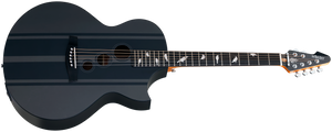 Schecter DJ Ashba Acoustic Guitar Carbon Grey 3717-SHC - The Guitar World