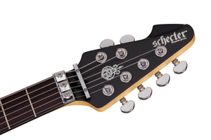 Schecter DJ Ashba in Carbon Grey CBG SKU 270