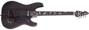 Schecter DJ Ashba in Carbon Grey (CBG) SKU #270