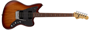 G&L CLF RESEARCH DOHENY V12 Electric Guitar in Old School Tobacco Sunburst