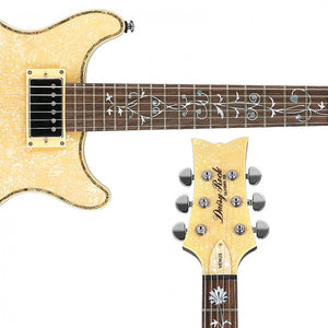 Daisy Rock Guitars Venus Guitar - Vintage Ivory Pearl DR6320 - The Guitar World