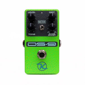 Keeley DS-9 2-mode distortion pedal - The Guitar World
