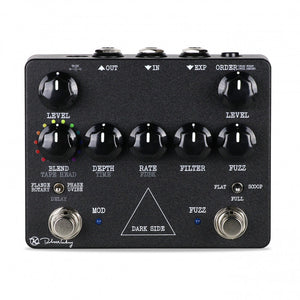 Keeley Dark Side Multi-Effects Pedal KDARK - The Guitar World