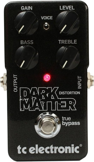 TC Electronic Dark Matter Distortion - The Guitar World