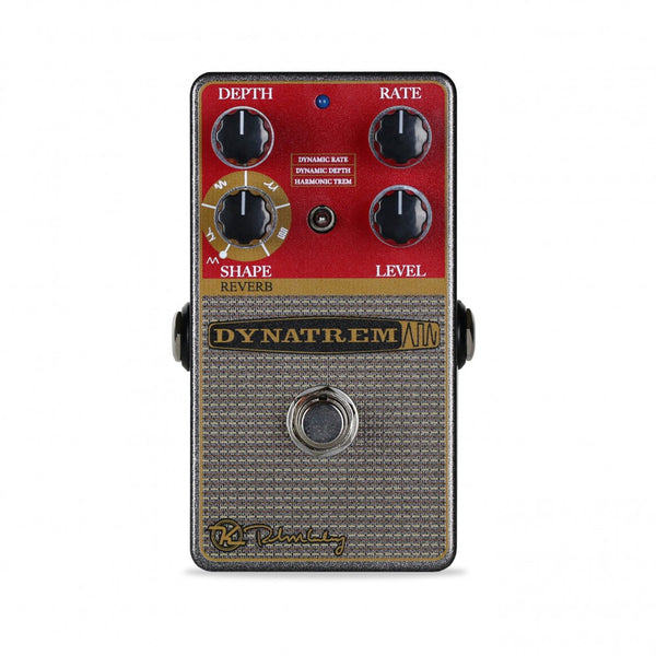Keeley DynaTrem Dynamic Tremolo Pedal - The Guitar World