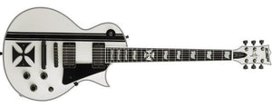 ESP James Hetfield Signature Series Iron Cross Electric Guitar EIRONCROSSSW - The Guitar World
