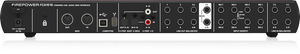BEHRINGER FIREPOWER FCA1616 Audiophile 16 In/16 Out, 24-Bit/96 kHz FireWire/USB Audio/MIDI Interface with ADAT and MIDAS Preamplifiers - The Guitar World