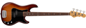 G&L FULLERTON DELUXE LB-100 BASS OLD SCHOOL TOBACCO SUNBURST