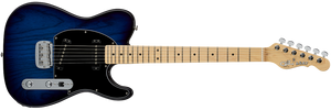 G&L FULLERTON DELUXE ASAT SPECIAL Electric Guitar in Blueburst
