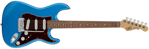 G&L FULLERTON DELUXE LEGACY Electric Guitar in Lake Placid Blue