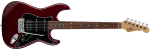 G&L FULLERTON DELUXE LEGACY HB Electric Guitar in Ruby Red Metallic