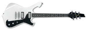 Ibanez Paul Gilbert Fireman Electric Guitar IN White Blonde FRM200-WHB - The Guitar World