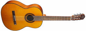 Takamine NAT Classical Acoustic Guitar, Natural GC1-NAT - The Guitar World