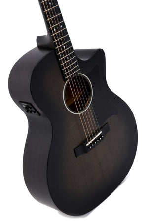 Sigma Guitars Electric Acoustic, Blackburst Guitar