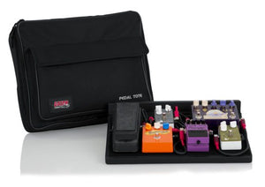 Gator Powered Pedal Tote Pedal Board GPT-BL-PWR - The Guitar World