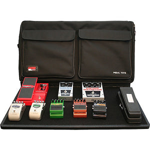 Gator Powered Pedal Tote Pro Pedal Board with Bag GPT-PRO-PWR - The Guitar World