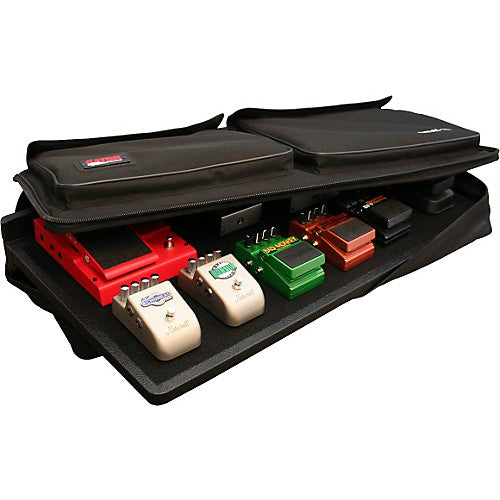 Gator Pedal Tote Pro Pedal Board with Carry Bag GPT-PRO