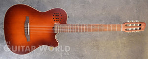 Godin Multiac Nylon Encore Burnt Umber - The Guitar World