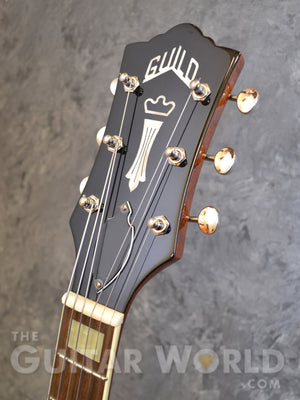 Guild A-150B Hollow Body Guitar Used - The Guitar World