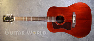 Guild D-25 Left Handed Acoustic Guitar USED - The Guitar World