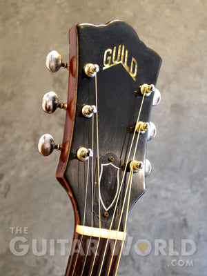 Guild D-25 Left Handed Acoustic Guitar USED - TGWX - The Guitar World