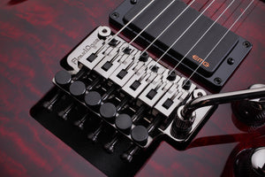 Schecter Hellraiser C-1 FR in Black Cherry BCH SKU 1794