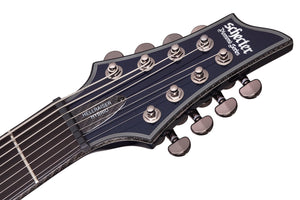 Schecter Hellraiser Hybrid C-8 String Electric Guitar Ultra Violet 1958-SHC - The Guitar World